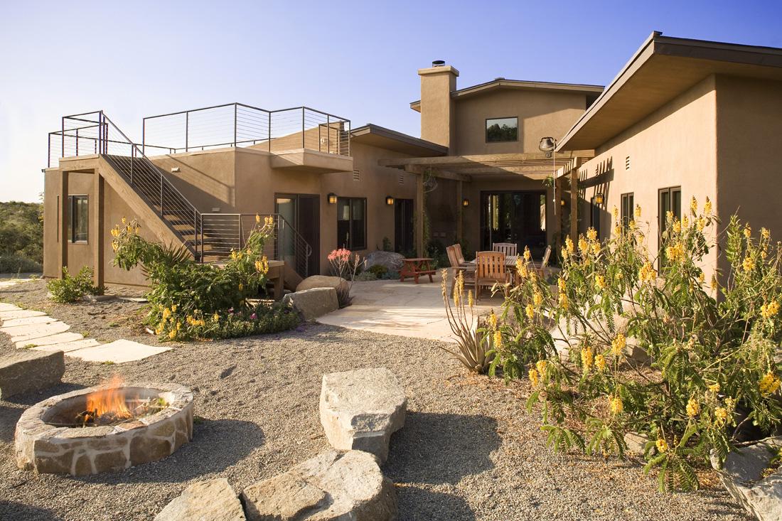 Open Backyard.